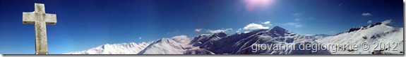 Top of the Oberalp